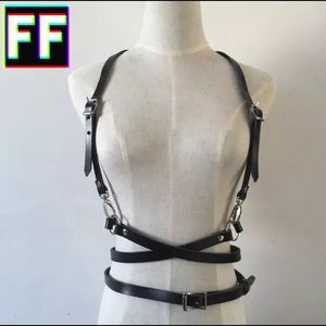 WRAPPED STRAP HARNESS ✖️